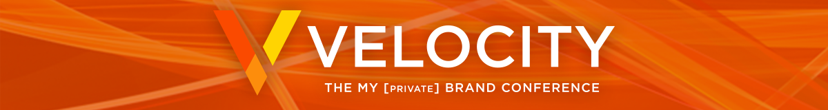 Velocity - The My Private Brand Conference 2017